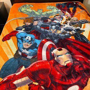 Avengers Oversized Throw Blanket